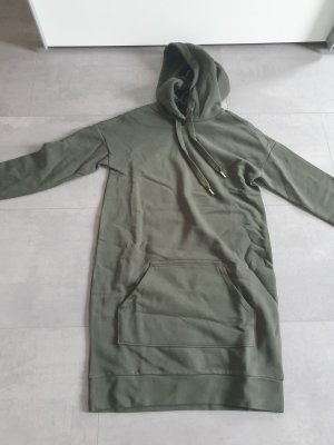 H&M Sweater Dress olive green