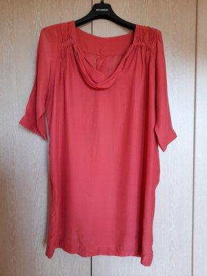 Alba Moda Letnia sukienka łosowiowy Jedwab