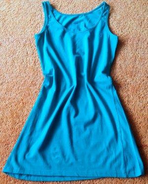 Boule Summer Dress lime-green-pale green cotton