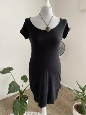 H&M Basic Pencil Dress black cotton