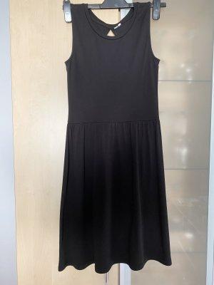 Damen Kleid schwarz Gr 38 M QS by S.Oliver wie Neu