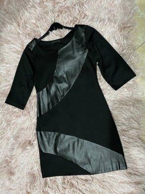 Damen Kleid schwarz Gr S