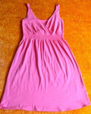 Damen Kleid Sommer Jersey Gr.36 in Lachs von Woman