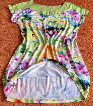 Damen Kleid Sommer Tunika Jersey Gr.38 in Bunt von Steilmann NW
