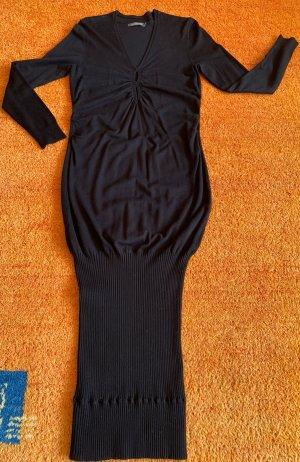 Damen Kleid Strick Kuschelig Gr.S in Schwarz von Tramontana NW