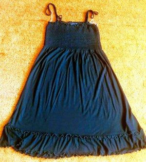 Boule Pinafore dress black viscose