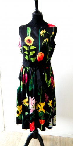 Lindy Bop Petticoat Dress multicolored polyester