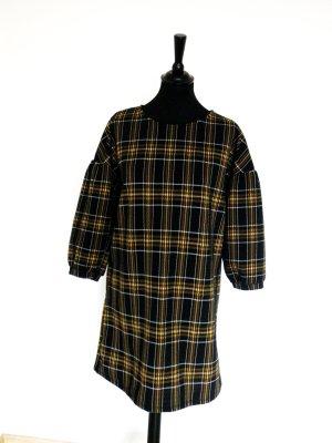 Mango Sukienka koszulowa Wielokolorowy