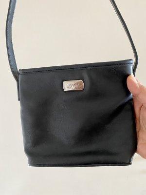 Damen kleine Umhängetasche schwarz Esprit