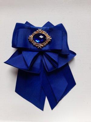 Broche blauw Polyester