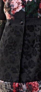 Damen Kurzmantel mit stehekrage Übergang Wintermantel