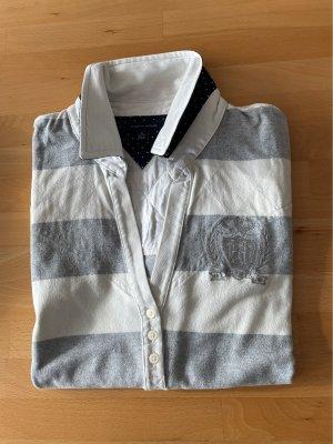 Damen Langarm Poloshirt Tommy Hilfiger
