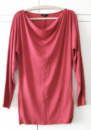 Aako Blouse à manches longues rouge clair