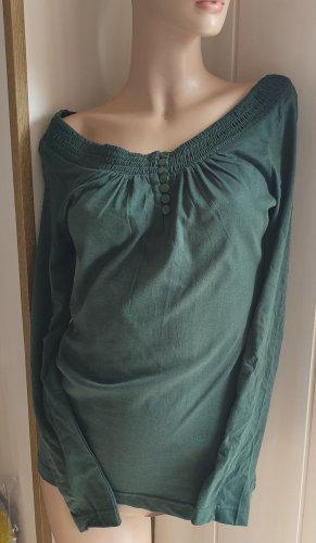 Damen Langarmshirt Shirt Größe 32/34
