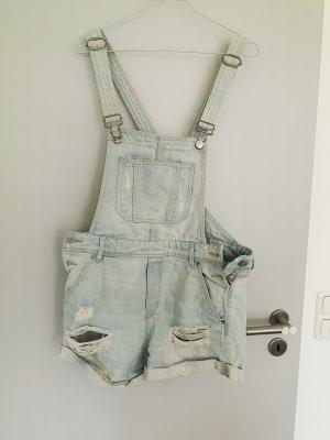 H&M Divided Jeans met bovenstuk azuur
