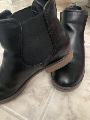 Damen Leder Boots