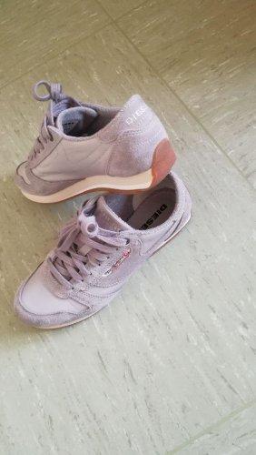Damen Leder Schuhe Diesel Sneaker