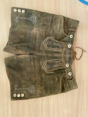 Pöllinger Pantalon bavarois brun