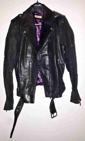 Arrival Fake Fur Jacket black