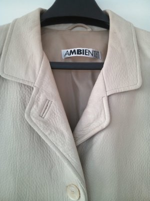 Damen-Lederjacke, sehr weiches Leder, Gr. 44 von AMBIENTE