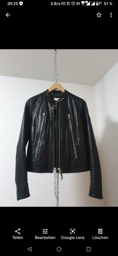 Damen Lederjacke von Replay Gr S