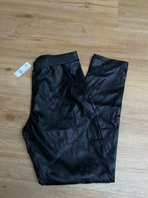 Calzedonia Pantalone in pelle nero