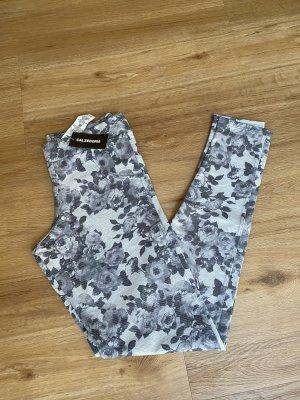 Calzedonia Leggings grigio chiaro-grigio