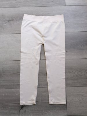 Leggings natural white