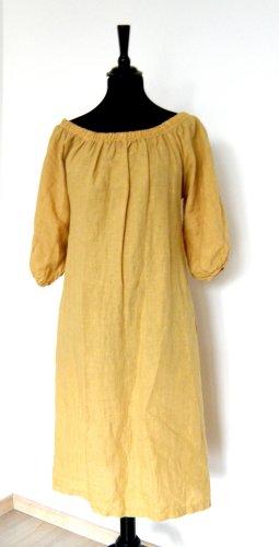 Damen Leinenkleid von   MANILA GRACE