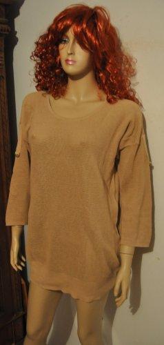 Damen Long Pullover Gr. 46