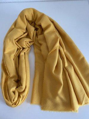 Woolen Scarf yellow