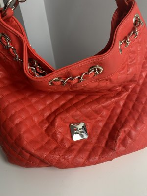 Love Moschino Shoulder Bag neon orange