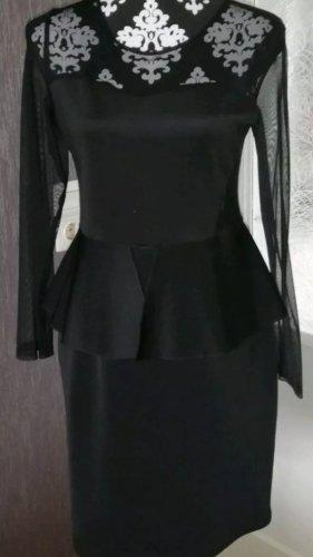 Robe crayon noir
