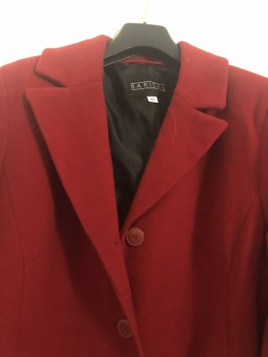 Barisal Wool Coat carmine