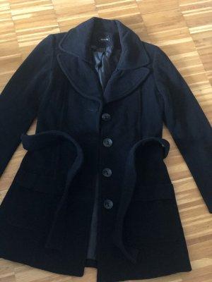 Pimkie Wollen jas zwart