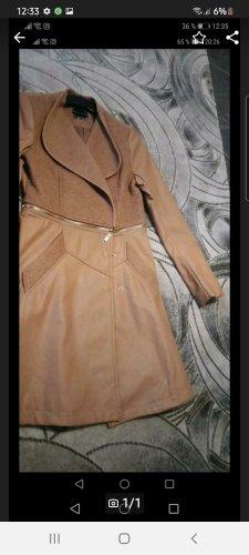 keine Coat Dress cream-nude