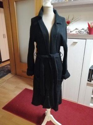 Clockhouse Abrigo de lana negro