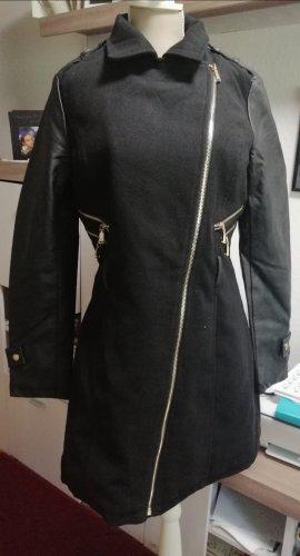 Metrofive Winterjas zwart