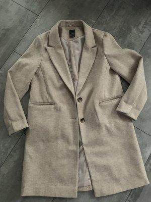 primarkt Fleece Coats cream
