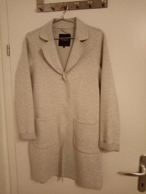 Broadway Robe manteau gris clair