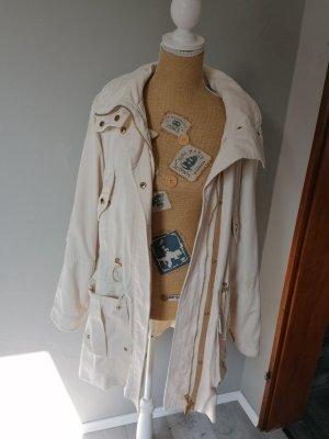 Vero Moda Oversized jas lichtbruin-licht beige