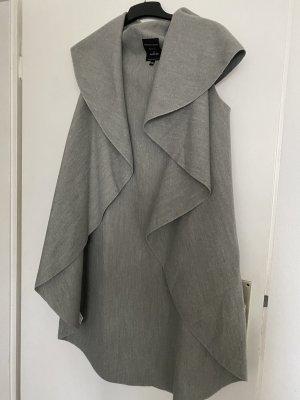 Damen Mantel ohne Ärmel