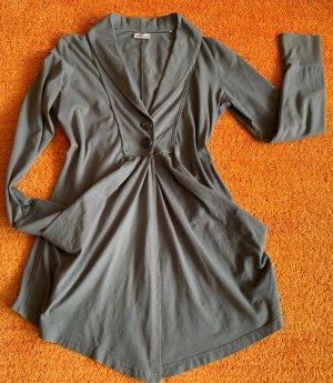 Damen Mantel Sommer Jersey Gr.40 in Grau von Street One NW
