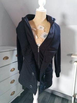 Damen Mantel * Strickjacken ähnlich * mit kapuze
