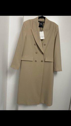 Damen Mantel,viskos Mantel gr.XL neu Zara