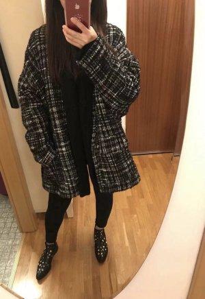 The Kooples Oversized jas zwart