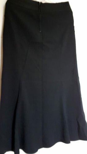 Angela Molino for stottrop Jupe longue noir viscose