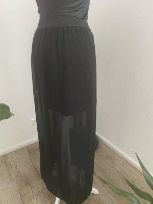 Spódnica maxi czarny