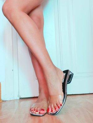 Damen mega hübsche Sandalen von Zara Gr.38 Super Zustand