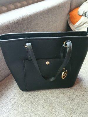 Damen michael Kors Handtasche schwarz